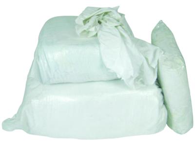 Hvide allroundklude,10 kg i sæk
