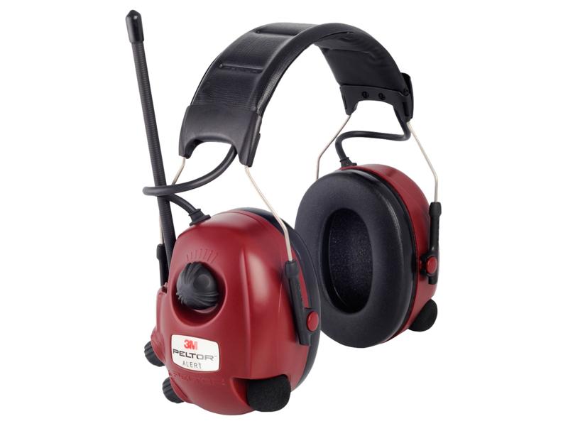 Peltor Alert aktivt radiohøreværn