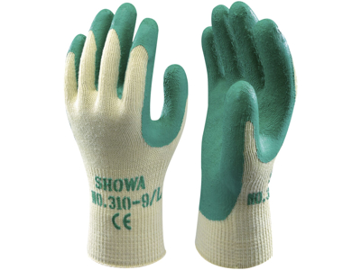 Showa Grip Green handsker 310-7