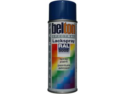 Belton spray 324 signalblå RAL5005