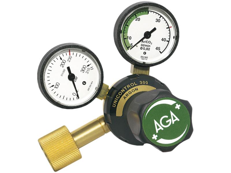 AGA Regulator Unicontrol 300 argon HT