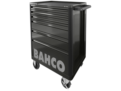 Bahco Værktøjsvogn 1472K6BLACK m/6 skuffer