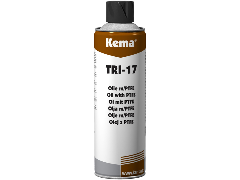 Kema olie m/PTFE TRI-17 spray 500ml