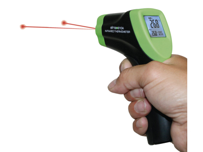 Elma Infrarød termometer 610A