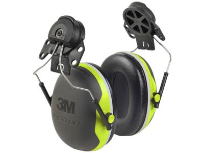 3M Peltor X4P3E høreværn til hjelm