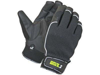 1st Handske M.PU & Velcro