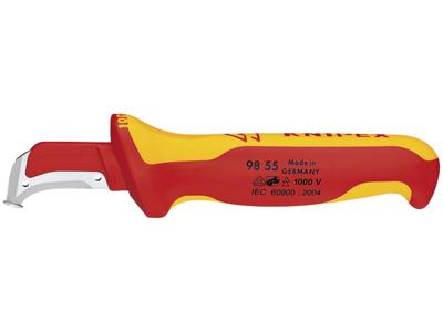 Knipex Afisoleringskniv 1000V 98 55 155 mm
