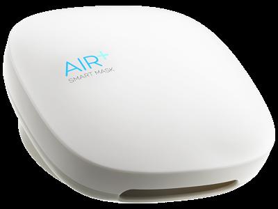 Air+ mikroventilator t/støvmasker