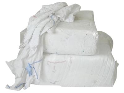 Hvid tricot 1, 10 kg