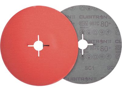 Cubitron II fiberrondel 987C P80 125mm