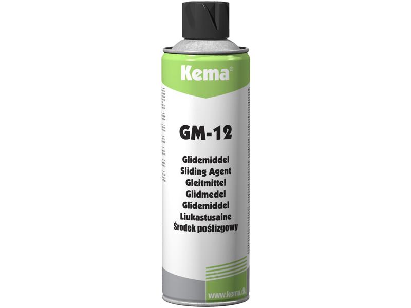 Kema glidemiddel GM-12 spray 500ml
