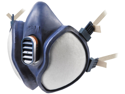 3M Sikkerhedsmaske FFA2P3D