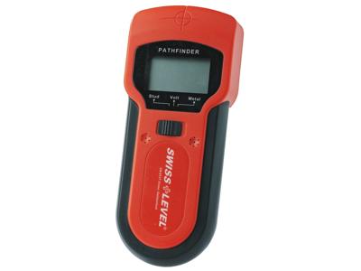 Swiss Level scanner metal/træ/volt