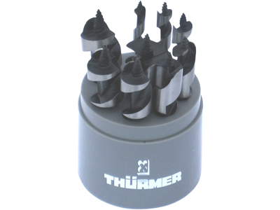 Thürmer Snegleborsæt t/træ 90 mm bit skaft