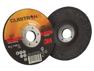 3M Skrubskive Cubitron II 180×7×22