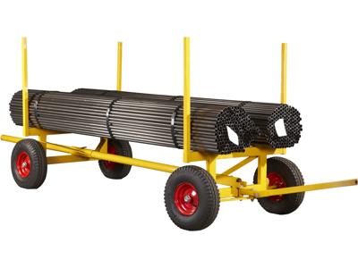 Godsvogn 3500 kg 4000 mm
