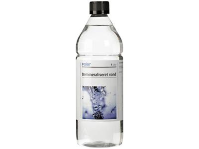 Polar demineraliseret vand 1 L