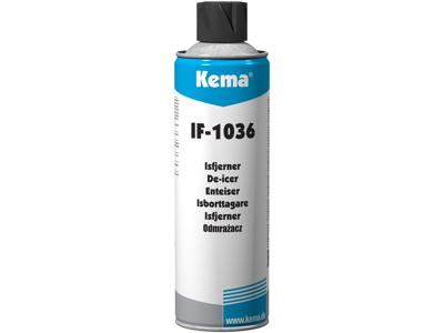 Kema isfjerner IF-1036 spray 500ml