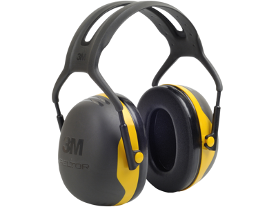 3M Peltor X2A høreværn med hovedbøjle