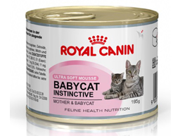 ROYAL CANIN BABYCAT INSTINCTIVE MOUSSE KISSANRUOKA