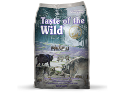 TASTE OF THE WILD SIERRA MOUNTAIN HUNDEFODER
