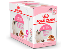 ROYAL CANIN KITTEN SAUS KATTEMAT
