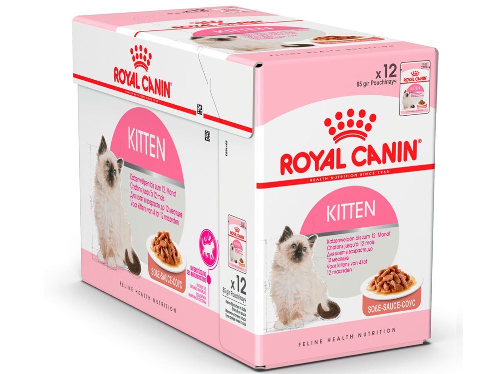ROYAL CANIN KITTEN SOVS KATTEMAD