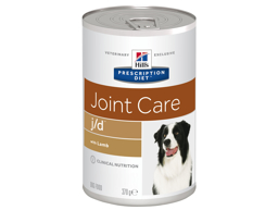HILL'S PRESCRIPTION DIET CANINE J/D JOINT CARE WITH LAMB HUNDEFÔR