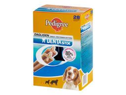 PEDIGREE DENTASTIX HUNDGODIS