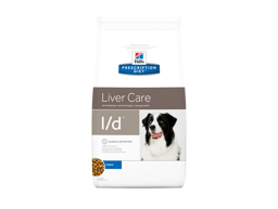 HILL'S PRESCRIPTION DIET LIVER CARE L/D ORIGINAL HUNDEFODER