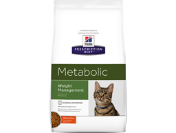 HILLS PRESCRIPTION DIET FELINE METABOLIC WEIGHT MANAGEMENT WITH CHICKEN KATTEMAD