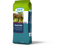 AVEVE 323 BREED MIX HÄSTFODER