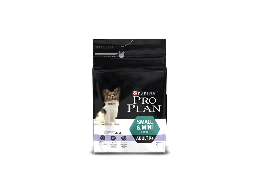 PURINA PRO PLAN OPTIAGE SENIOR SMALL & MINI HUNDEFODER