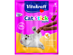 VITAKRAFT CAT STICK LINTU/MAKSA
