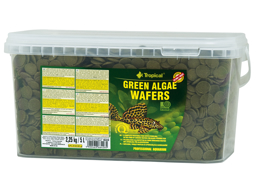 TROPICAL GREEN ALGAE WAFERS FODER