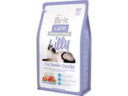 BRIT CARE LILLY SENSITIVE VILJATON LAMMAS JA LOHI KISSANRUOKA