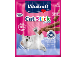 VITAKRAFT CAT STICK RØDSPÆTTE