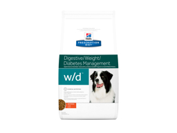HILL'S PRESCRIPTION DIET CANINE W/D DIGESTIVE/WEIGHT/DIABETES MANAGEMENT WITH CHICKEN HUNDEFODER