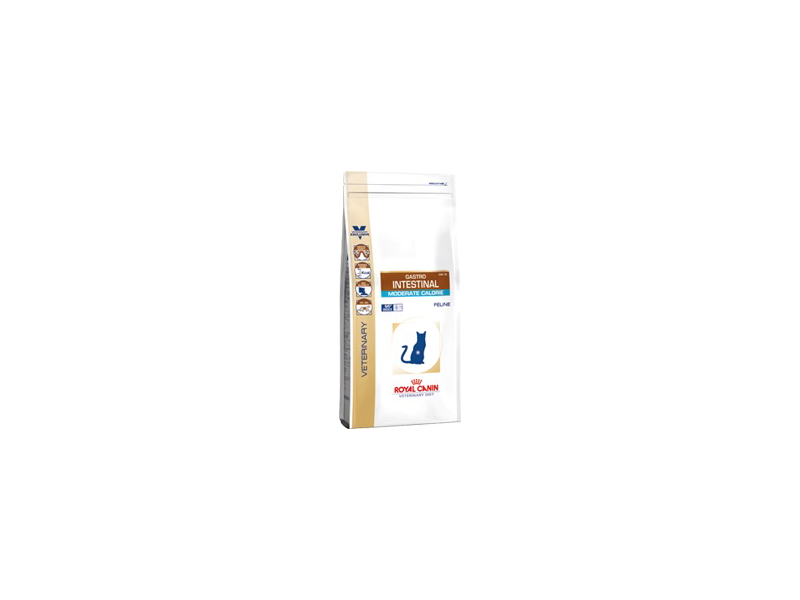 ROYAL CANIN VETERINARY DIET FELINE GASTRO  INTESTINAL MODERATE CALORIE KATTEMAD