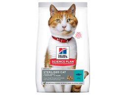 HILL'S SCIENCE PLAN STERILISED CAT YOUNG ADULT TUNA KATTEMAD