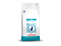 ROYAL CANIN VETERINARY CARE NUTRITION FELINE SKIN HAIRBALL KATTEMAD