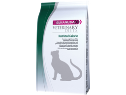 EUKANUBA VETERINARY DIETS RESTRICTED CALORIE KATTEMAD