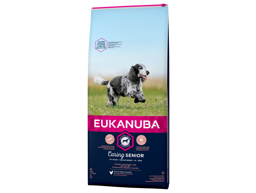 EUKANUBA CARING SENIOR MEDIUM KOIRARUOKA