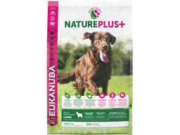 EUKANUBA NATUREPLUS LARGE HUNDEFODER