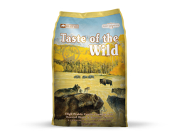 TASTE OF THE WILD HIGH PRAIRIE HUNDEFODER