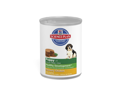 HILL'S SCIENCE PLAN PUPPY SAVOURY CHICKEN HUNDEFODER