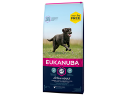 EUKANUBA ACTIVE ADULT LARGE KOIRANRUOKA