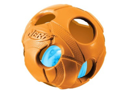NERF LED BASH BALL HUNDLEKSAK