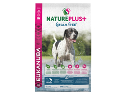 EUKANUBA NATUREPLUS ADULT GRAIN FREE FÔR