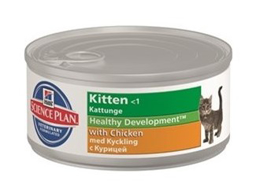 HILL'S SCIENCE PLAN KITTEN HEALTHY DEVELOPMENT CHICKEN KATTEMAD